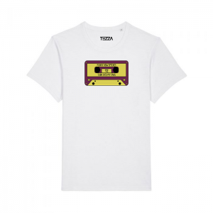 Music T-shirt White