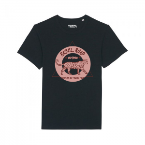 Rebel T-shirt Black