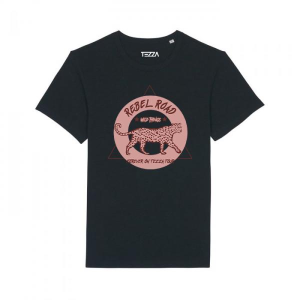 Rebel T-shirt Black