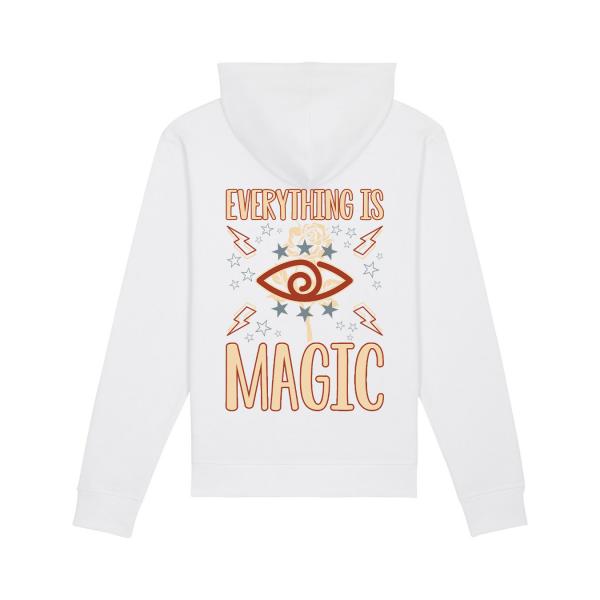 Magic Hoodie White
